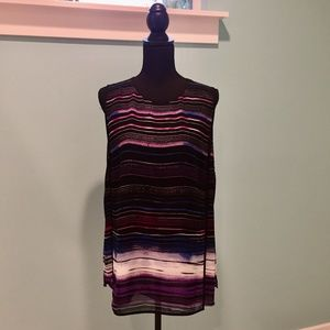 🌷3 for $20 Vince Camuto Sleeveless Blouse Large